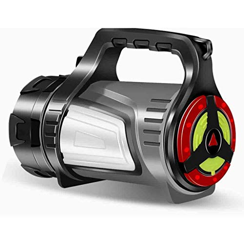 GQQ Ricaricabile 1000 Lu Super LED Luminoso Searchlight Spotlight Torcia Flashlight