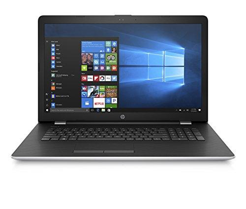 HP 17-bs036nf 2.50GHz i5-7200U Intel Core i5 di settima generazione 17.3' 1600 x 900Pixel Argento Computer portatile