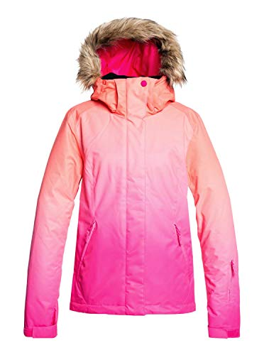 Roxy Damen Snow Jacke Jet Ski SE - Snow Jacke, beetroot pink prado gradient, S, ERJTJ03222