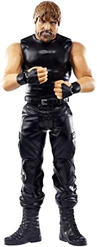 WWE Mattel GCB37 - Basis Figur (15 cm) Dean Ambrose, Spielzeug Actionfiguren