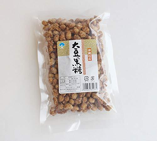 わかまつどう製菓 大豆黒糖 140g