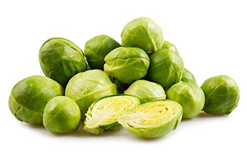 Coles de Bruselas'Casiopea' - coles de Bruselas sanas y verdes - semilla