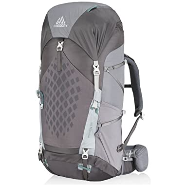 Gregory Mountain Products Maven 55 Liter Women's Backpack, Forest Grey, Small/Medium