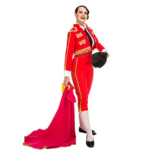 My Other Me Me-203811 Disfraz de torera para mujer, M-L (Viving Costumes 203811)