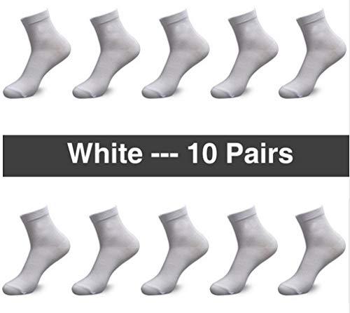 Heren Casual Sokken 10 paar/partij Gloednieuwe Mannen Katoenen Sokken Anti-Bacteriële Deodorant Merk Garantie Hoge Kwaliteit Garantie Man Sock Stylef