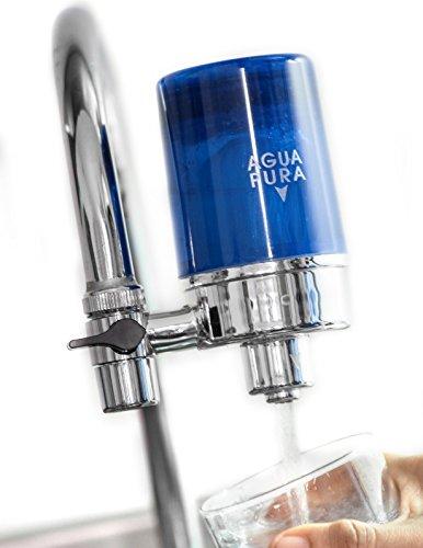 Filtro de agua para llave de cocina AquaEOZ