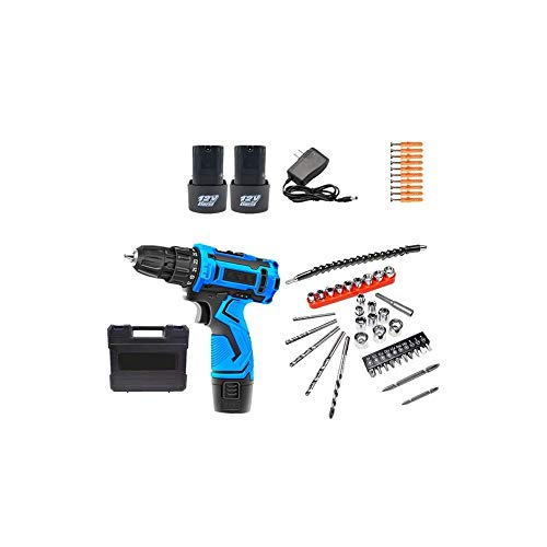 WSMLA Classic Electric Screwdriver, Cordless Screwdriver Rechargeable Battery Indicator, Compact and Lightweight Design (Size : 16.8v)