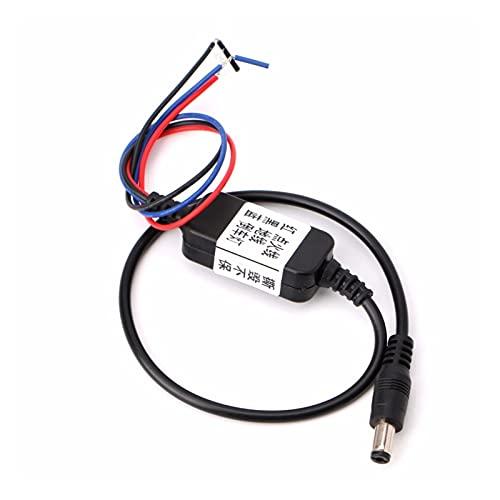 Filtro de relé de la cámara del estacionamiento de la cámara del estacionamiento trasero del coche para RCD330G RCD330G PLUS Reemplazo