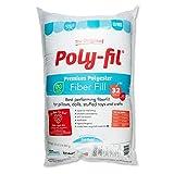 Fairfield Poly-Fil Original Fiberfill America's Favorite 32 oz. Bag Multi