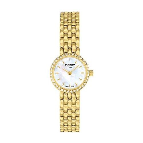 Tissot Damen-Armbanduhr Lovely T0580096311600