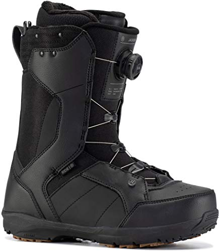 Ride Jackson Mens Snowboard Boots Sz 12 Black