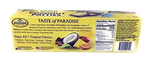 another image of Anastasia Island Rum Coconut Patties