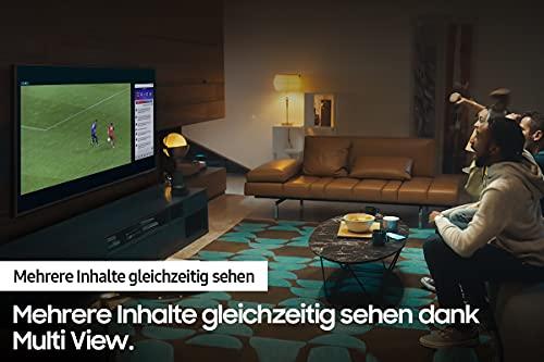 Samsung Crystal UHD 4K TV AU9089 50 Zoll (GU50AU9089UXZG), HDR, AirSlim, Dynamic Crystal Color [2021]