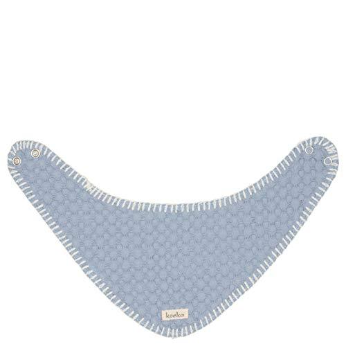 Mini bavoir Soft Blue - Koeka