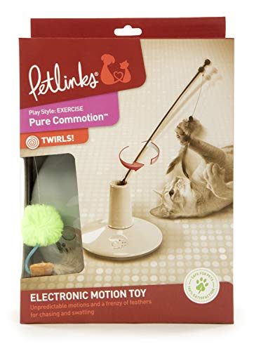 Petlinks Electronic Motion Cat Toys, Pure Commotion