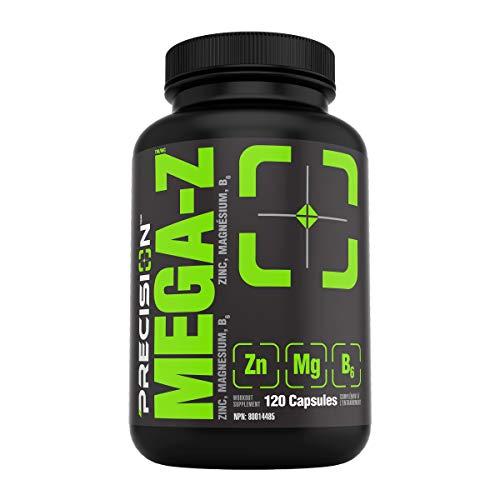 Precision Mega-z Complément alimentaire, 120Count