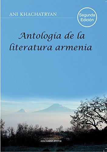 Book's Cover of Antología de la literatura armenia (Narrativa) Versión Kindle