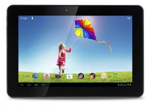 Hanspree HANNSpad SN1AT71 25,7 cm (10,1 Zoll) Tablet-PC (ARM Cortex-A9, 1.2GHz, 1GB RAM, 16GB HDD, Android 4.1) schwarz