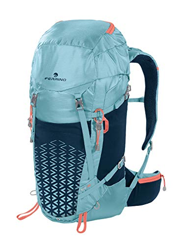 Ferrino Damen Agile 33 Lightweight Rucksack, Blue