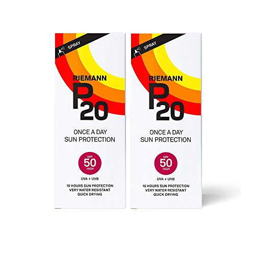 (2er BUNDLE) | P20 Suncream SPF 50+ | 200ml - Riemann