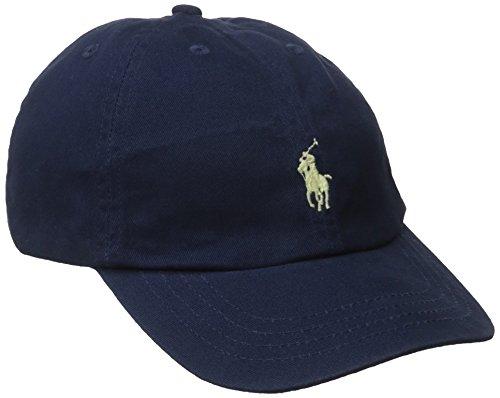 Polo Ralph Lauren Kids Boy's Classic Cap (Little Kids) Newport Navy 4-7 (Little Kids)