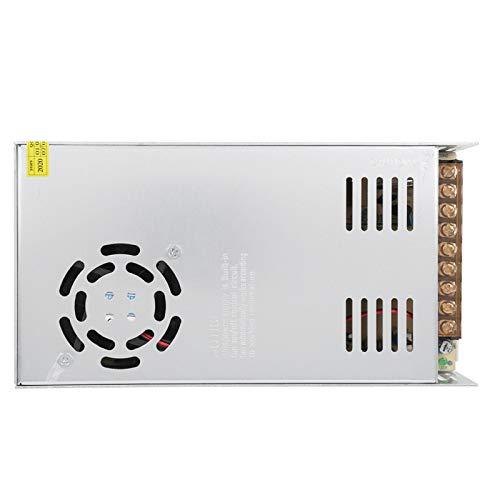 Transformador de fuente de alimentación, 110 / 220V DC 12V 500W AC Fuente de(12V30A(360W))