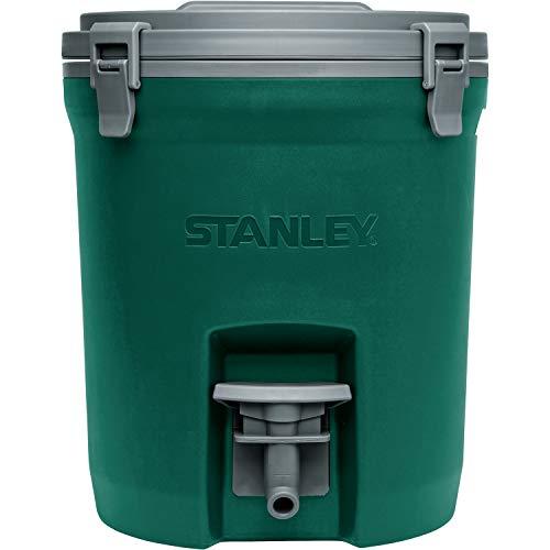 STANLEY(スタンレー) ウォータージャグ 7.5L グリーン 保冷 頑丈 水分補給 氷 アウトドア キャンプ 釣り レ...