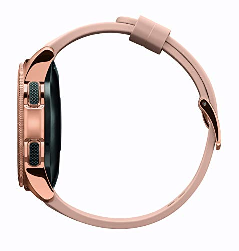 Samsung Galaxy Watch (42mm, GPS, Bluetooth) - Or rose (version américaine)