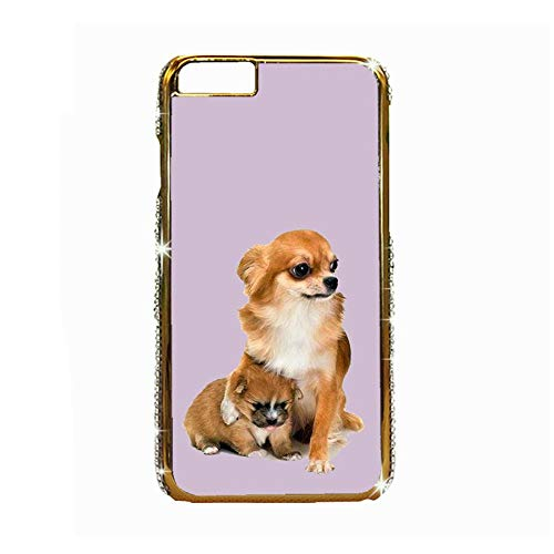 Have with Chihuahua 2 Difference Hard Plastics Phone Case Compatible Apple iPhone 6 6S For Boy Choose Design 126-5