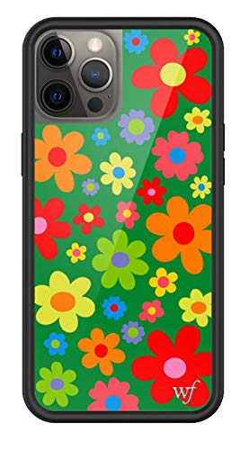 Wildflower Limited Edition Cases Compatible with iPhone 12 Pro Max (Bloom)