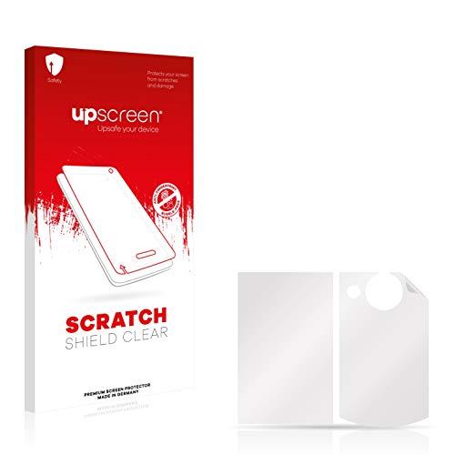 upscreen Protector Pantalla Compatible con Sony Bloggie MHS-FS2 Película Protectora – Transparente,...