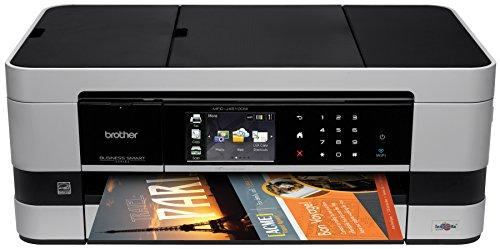 Brother Printer MFCJ4510DW Wireless Color Photo Printer with Scanner, Copier and Fax, Amazon Dash Replenishment Ready