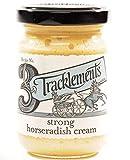 Tracklements gama (crema de rábano picante fuerte 2 x 140 g)