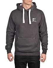 NOCTUA NP-H1.Grey, hoogwaardige uniseks capuchontrui (grijs)