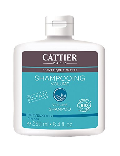 CaTTIER Volume Shampoo ohne Sulfates 250 ml (2er Pack)