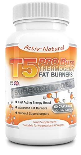 activ natural t5 pro burn