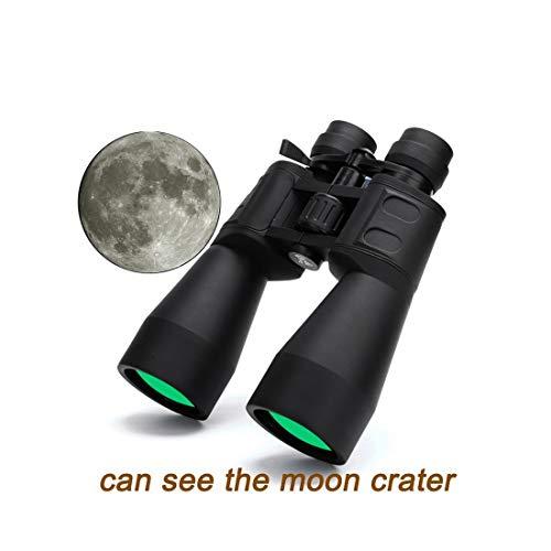 BAACHANG Borwolf 10-380X100 Gran Aumento de Largo Alcance de Zoom 10-60 Horas for Cazar telescopio binoculares de Alta definición Professiona Zoom