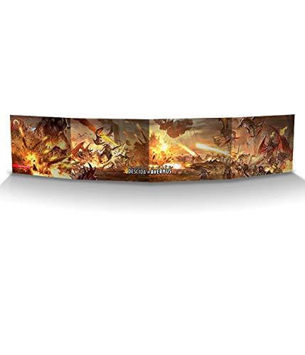 Dungeons & Dragons - Escudo do Mestre: Descida Ao Avernus - Edição em Português