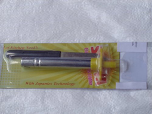 Find Bargain shahji creation Surya Gas Lighter Smart With Stand & Free 1 Knife