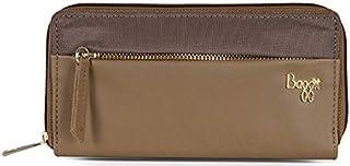 Baggit Women's Synthetic Wallet (Yellow)