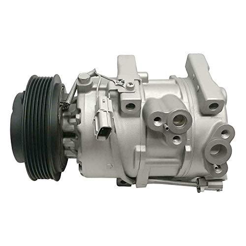 RYC Remanufactured AC Compressor and A/C Clutch AGG305