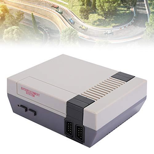Hacrft 700 En 1 bit Mini HDMI Game Console Gamepad Double Controller para TV Apto para Dos Personas para Jugar Juegos (110V-220V)