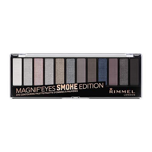 Rimmel London Magnifeyes Palette Smokey Edition Paleta de Sombras Tono 3 - 14.16 gr