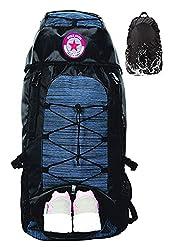 POLESTAR Flyer Navy 55 ltrs Rucksack for Hiking Trekking/Travel Backpack…,POLESTAR