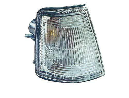 Alkar 2102294 Feu avant, sans porte-lampe, blanc