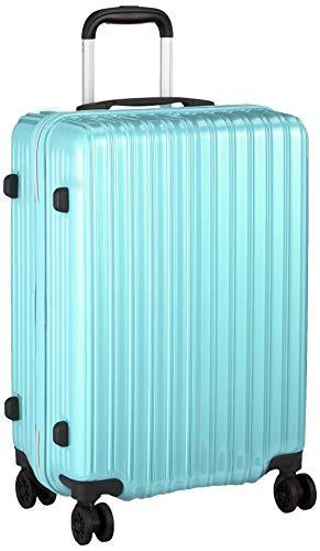[シフレ] スーツケース ハードジッパー シンプルデザイン B2166-57 保証付 55L 57 cm 3.4kg ターコイズ
