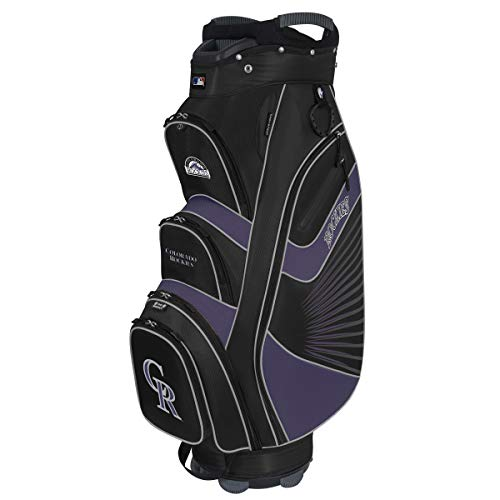 Check Out This Team Effort Colorado Rockies The Bucket II Cooler Cart Bag