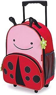 Skip Hop Zoo Kids Rolling Luggage Bag