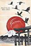  Tema giapponese   Diario Scuola 2021 2022: Ideale Come Diario Elementari, Diario Scuola Media, Diario Superiori   Simpatico Agenda Scolastica 2021 2022 Giornaliera