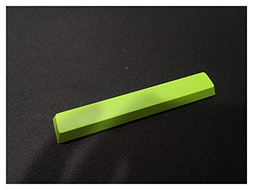 YEZIN Capas de Llave para el Teclado 1pc KeyCap ESPLEEN ABS Material 6.25x 7X Cap de Barra espaciadora (Color : 7X lu)